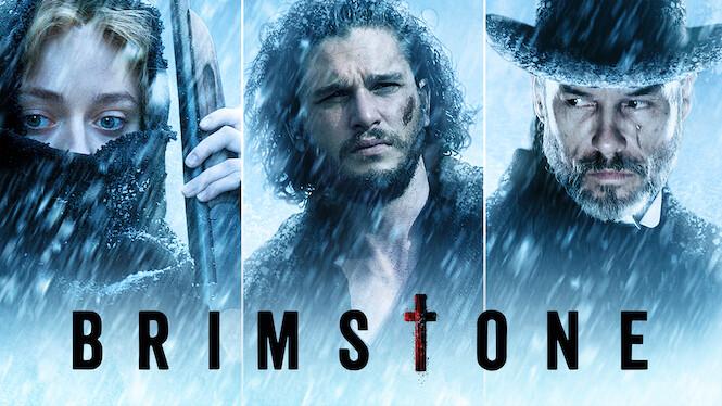 Brimstone Netflix